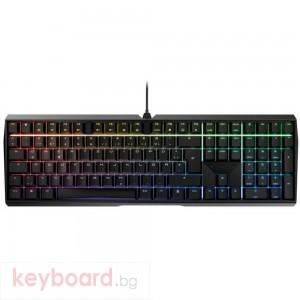 Геймърскa механична клавиатура Cherry MX Board 3.0S RGB, Cherry MX Brown
