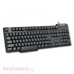 Клавиатура DELUX DLK-8050P PS/2