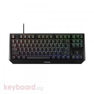 Геймърскa механична клавиатура Cherry MX Board 1.0 RGB TKL, Cherry MX Brown