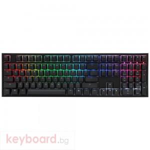 Геймърскa механична клавиатура Ducky One 2 RGB, Cherry MX Blue