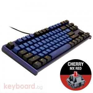 Геймърскa механична клавиатура Ducky One 2 Horizon TKL, Cherry MX Red