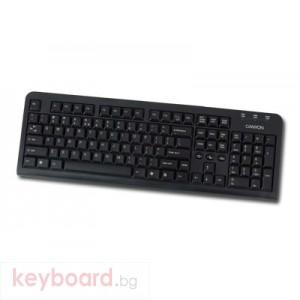 Клавиатура CANYON CNR-KEYB6U-BG USB