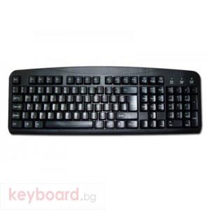 Клавиатура NNM PH-108/PS2/BLK/BG PS/2