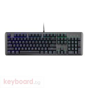 Геймърска механична клавиатура Cooler Master CK550 RGB Brown суичове
