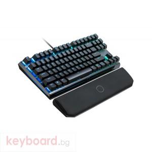 Геймърска механична клавиатура Cooler Master MasterKeys TKL MK730 RGB MX Brown суичове