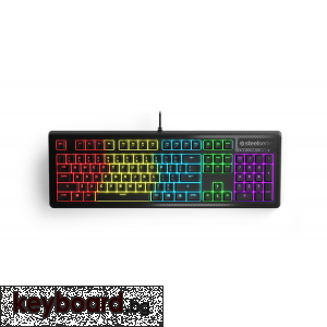 Геймърскa механична клавиатура Steelseries Apex 150, Черен