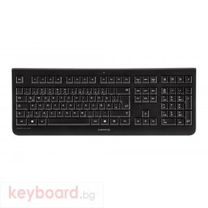 Клавиатура CHERRY KW 2000 безжична