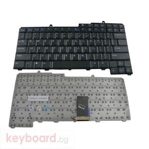 Клавиатура за лаптоп Dell Inspiron 500M, 510M, 600M, 8600, Latitude D500, D600 и други. Български лейаут.