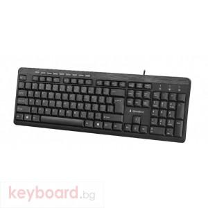 Клавиатура GembyrdKB-UM-106, BG