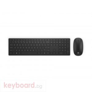 Клавиатура HP BLK PAV WLCombo Keyboard 800