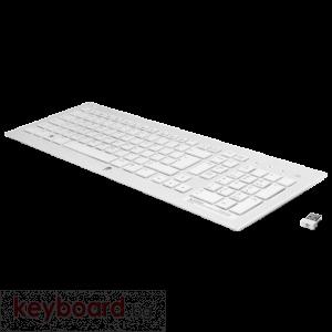 Клавиатура HP Wireless K5510 Keyboard