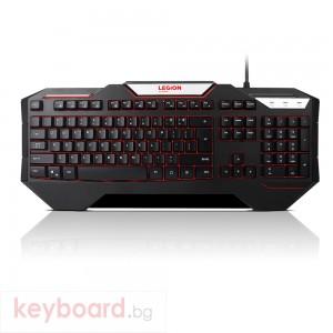 Клавиатура LENOVO Legion K200 Backlit Gaming Keyboard