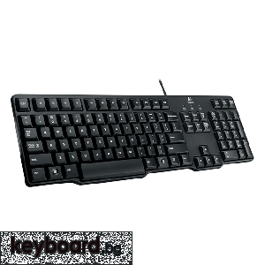 Клавиатура Logitech Classic Keyboard K100 RUSSIAN LAYOUT  PS/2