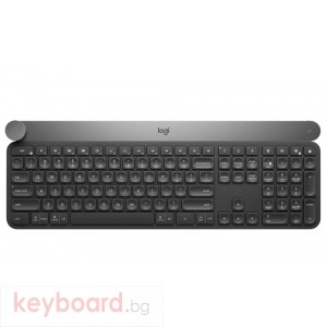 Клавиатура LOGITECH Craft Advanced keyboard безжична