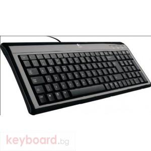 Клавиатура Logitech Ultra Flat Keyboard