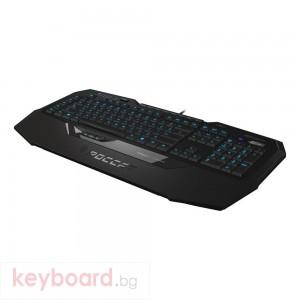 Геймърска клавиатура Roccat, Isku + Illuminated