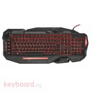 Клавиатура TRUST GXT 285 Advanced Gaming