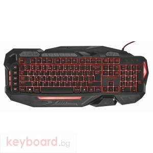 Клавиатура TRUST GXT 285 Advanced Gaming