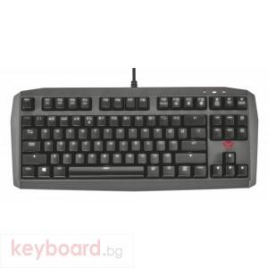 Клавиатура за геймъри TRUST GXT 870 Mechanical TKL