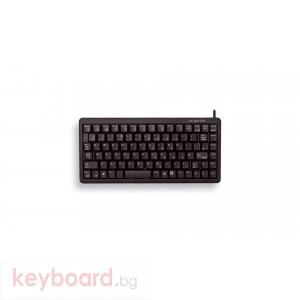 Жична клавиатура CHERRY G84-4100, USB, 86 клавиша, Черна