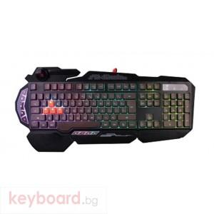 Клавиатура A4 TECH Bloody B314 геймърска, кирилизирана