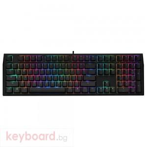 Геймърскa механична клавиатура Ducky Shine 7 Blackout RGB, Cherry MX Brown