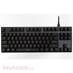 Геймърскa механична клавиатура Kingston HyperX Alloy FPS Pro M Blue суичове