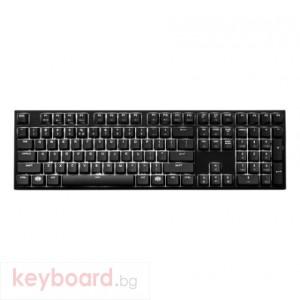 Геймърска механична клавиатура Cooler Master MasterKeys Pro L White LED Brown суичове