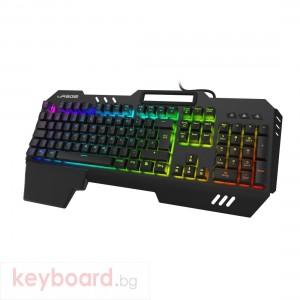Геймърска механична клавиатура Hama, uRage Exodus 800, Blue switch