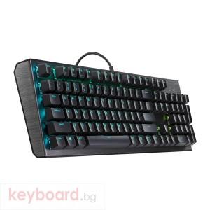 Геймърска механична клавиатура Cooler Master CK550 RGB Blue суичове