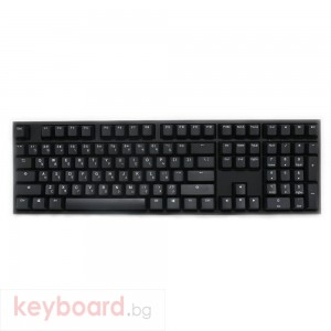 Геймърскa механична клавиатура Ducky One 2 Phantom, Cherry MX Blue