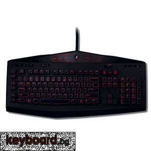 Dell Alienware Enhanced Gaming Keyboard