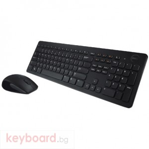 Комплект Dell KM632 Wireless Multimedia Desktop Retail