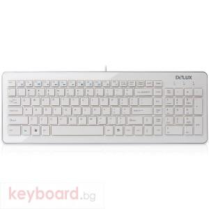 DELUX DLK-1500 USB keyboard