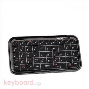 Клавиатура NOTONLYTV Мини блутут универсална клавитура за таблет
