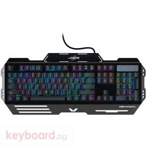 Геймърска механична клавиатура Hama, Urage m3chanical USB