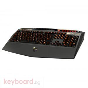 Клавиатура GIGABYTE Геймърска Aivia K8100 V2,USB, black, без кирилица