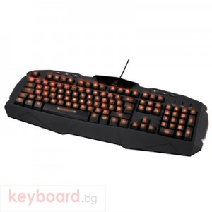 Клавиатура HAMA GMBH Hama Urage Illuminated геймърска клавиатура USB