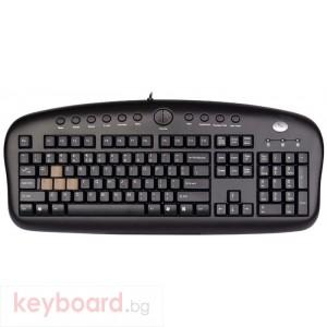 Клавиатура A4 TECH KB-28G-1 геймърска