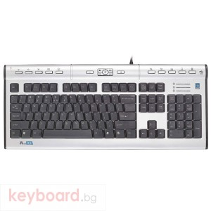 Клавиатура A4 TECH KL-7MU USB