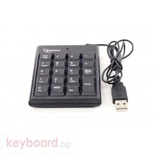 Клавиатура Gembird KPD-01