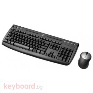 Комплект Logitech Cordless 1500 Rechargeable Desktop