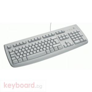 Logitech Deluxe 250, White, BG, USB