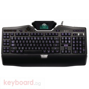 Клавиатура Logitech G19 Gaming Keyboard