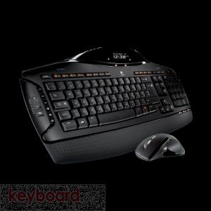 Комплект Logitech Cordless Desktop MX 5500 USB