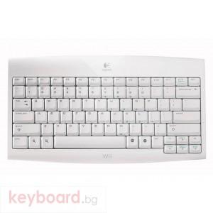 Logitech Cordless Keyboard for Wii
