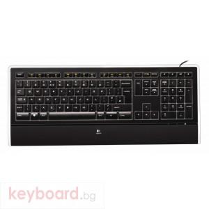 Клавиатура Logitech Illuminated Keyboard