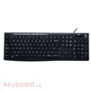 Клавиатура Logitech Media Keyboard K200