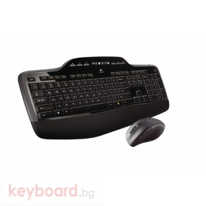 Logitech Wireless Desktop MK710 US Int'l EER layout