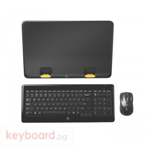 Комплект Logitech Notebook Kit MK605 US Int'l EER layout